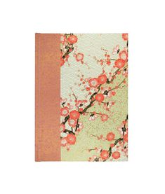 "New Journal w/Blank Paper book  ""Coral Plum"" just $27.00  gift for an #artist"