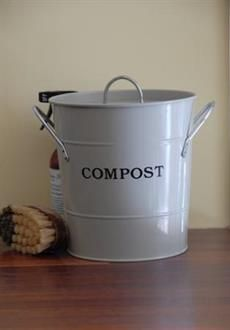 Compost Bucket Heaven in Earth