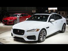 2016 Jaguar XF Release Date - YouTube
