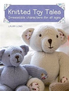 knitted toys :D