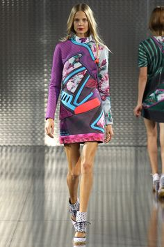 Mary Katrantzou Spring 2014 Ready-to-Wear Collection Slideshow on Style.com