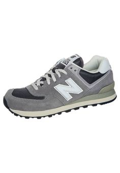 new balance ml574 - sneakers laag - grey