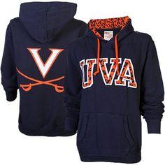 Virginia Cavaliers Sweatshirt: http://pin.fanatics.com/COLLEGE_Virginia_Cavaliers_Ladies/Virginia_Cavaliers_Ladies_Olivia_Pullover_Hoodie_%E2%80%93_Navy_Blue/source/pin-virginia-sweats-sale-sclmp