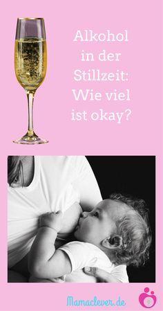 Dass man in der Schwangerschaft überhaupt keinen Alkohol trinken soll, ist unstrittig. Aber wie sieht das während der Stillzeit aus? Die kann ja weit länger