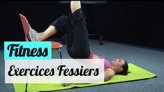 La séance de gym fessiers de Valérie Orsoni - Fitness