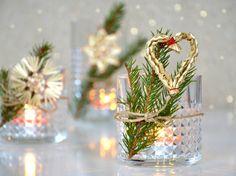 Świąteczny świecznik  #candle #christmas