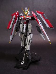 1/100 Phoenix Gundam Full Scratch Build  by SD071    Awesome! I like the fact this is a fully scratch built GunPla. Paint job also looks pro...