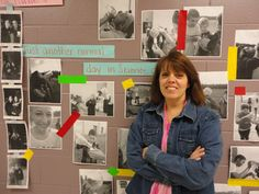 Submitted/Science teacher Linda Szypula is the Fernwood Avenue Middle School teacher of the year.