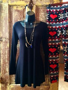 Velvet feel leggings and tunic. So comfy! Find it at www.facebook/pinksugarco