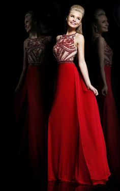 Hot Selling Scoop A-line Floor-length Dress, Buy Prom Dresses