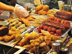 #korean food#꼬치