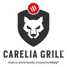 Carelia Grill products from Finland. Finland, Grilling, Logos, How To Make, Outdoor, Ideas, Products, Outdoors, Crickets