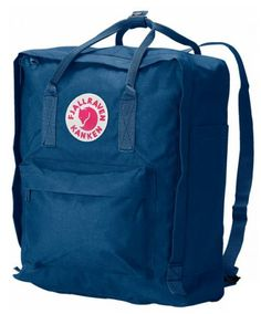 fjallraven kanken backpack from Tretorn! This is old school and I love it!