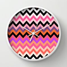 Tiger's Ice Cream Wall Clock by Ornaart - $30.00
