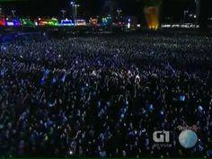 ▶ beyonce halo ao vivo rock in rio 13 09 2013 mircmirc - YouTube