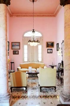 Runway to Room: 4 Cuban Airbnbs Inspired by the Chanel Resort Show via @MyDomaine