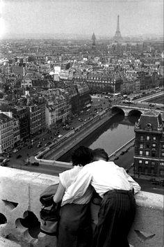 Paris, 1955 by Henri Cartier-Bresson