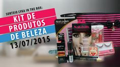 ♥ SORTEIO | LYKA IN THE BOX - 13/07/2015