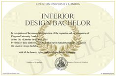 Ordinaire Interior Design, Interior Design Degree And Interior Design Bachelor  Certified Easy Your Job In Great
