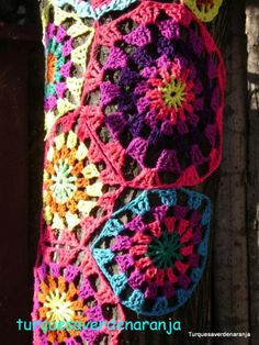 ARBOLES ABRIGADOS - Crochet - Tejidos de Punto - 35457