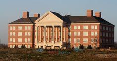 Research Center- Kannapolis, North Carolina {love the lighting}