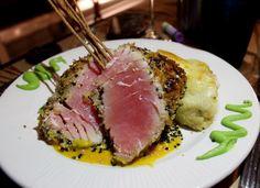 Wasabi Crusted Ahi Tuna | The Simple Treat