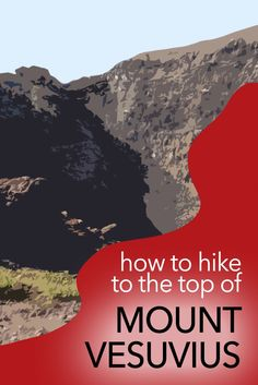 If you're wondering how to hike to the top of Mount Vesuvius from Naples, Italy, I've got everything you need to know. This is the ultimate Mount Vesuvius hiking guide, including how to get to the starting point, how long the climb up Mount Vesuvius takes Best Places In Italy, Cool Places To Visit, Places To Travel, Travel Destinations, Italy Honeymoon, Italy Vacation, Italy Travel Tips, Travel Europe, Budget Travel