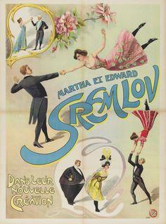 Vintage Circus Posters:  jamaica byles: Vintage Circus Posters