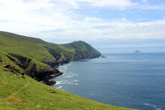 Great Blasket Island Ireland Photo Print by GreenLadyCrafts