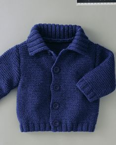Diy Crafts - Noah baby cardigan, hat and booties knitting pattern 3 sizes Knitting pattern by Designs by Tracy D Baby Boy Knitting Patterns, Baby Cardigan Knitting Pattern, Knitted Baby Cardigan, Knitting For Kids, Baby Patterns, Free Knitting, Diy Crochet Sweater, Casual Tops For Women, Jacket Pattern
