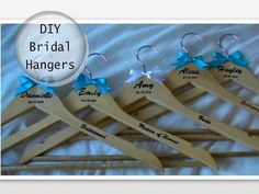 Hi Guys - I said in a recent Primark haul I would share this DIY so here it is Twitter: @happyamz Instagram: happyamz Items Used: Wooden Hangers - Primark Ru...