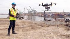 Wondering what the next technological leap is in the construction industry? Look up! Photography drones may be changing the way we look at our projects.