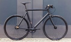 Schindelhauer Ludwig VIII Brooks Edition Bicycle | Cool Material