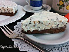 Cheesecake alla stracciatella senza panna