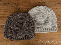 A free beanie pattern for those cool mornings or lazy afternoons spent sipping a hot drink, reading a book, relaxing, and renewing your soul.