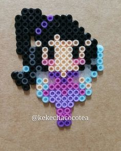 Vidia perler beads by kekechacocotea