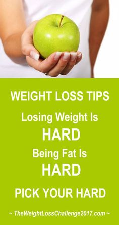 WEIGHT LOSS TIPS: Losing weight is hard, being fat is hard, pick your hard! Get healthy and lose weight with our alkaline rich, antioxidant loaded, weight loss products that help you increase energy, detox, cleanse, burn fat and lose weight more efficient