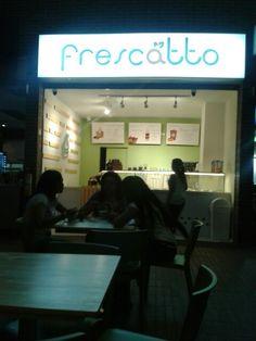Delicioso lugar para comer helados!!!