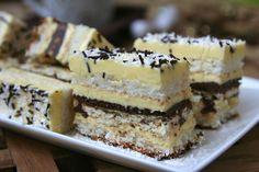 Reteta culinara Desert prajitura de vis din categoria Prajituri. Cum sa faci Desert prajitura de vis