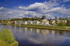 Torzhok, a small Russian town