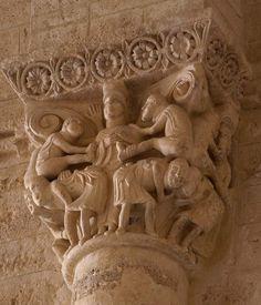 San Martín de Frómista Mists, Lion Sculpture, Statue, Romanesque Art, Sculpture, Architecture, Sculptures