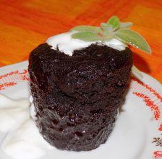 Brownies do hrnečku Bon Appetit, Brownies, Food And Drink, Pudding, Mugs, Cake, Pie Cake, Custard Pudding, Tumbler