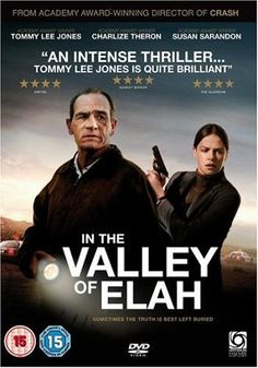 Another absolute favorite with one of my favorite actors, Tommy Lee Jones. The story of corruption in America and its military, as well as the courage it takes to confront it.