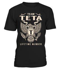 Team TETA Lifetime Member
