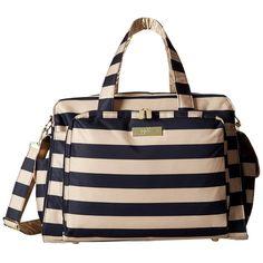 Ju-Ju-Be Be Prepared ($200) ❤ liked on Polyvore featuring bags, diaper bags, the first mate, mesh zipper bag, flat bags, pocket bag, zip handle bags and ju ju be bag
