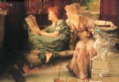 Comparisons, 1892 - Sir Lawrence Alma-Tadema