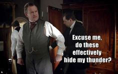 and a final one #arresteddownton