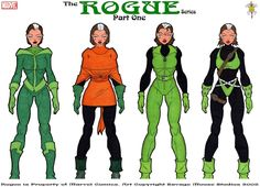 Rogue Series: Part One by SavageMouse on DeviantArt