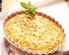 Tarte aux 3 fromages (facile, rapide) - Une recette CuisineAZ