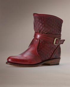 Dorado Short Woven Frye Boots